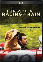 Cover illustration for The Art of Racing in the Rain