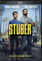 Cover illustration for Stuber