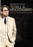 Cover illustration for To kill a mockingbird