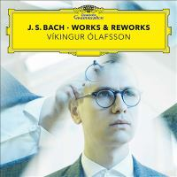 Cover illustration for JS Bach Piano & Reworks