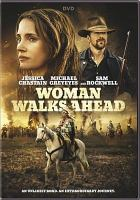 Cover illustration for Woman Walks Ahead