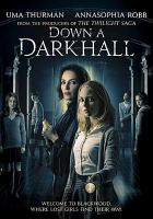 Cover illustration for Down a Dark Hall