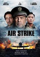Cover illustration for Air Strike