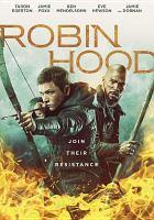 Cover illustration for Robin Hood
