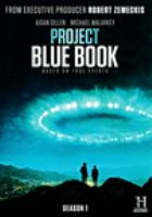 Cover illustration for Project Blue Book - Season 1