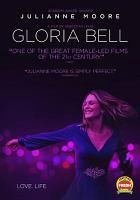 Cover illustration for Gloria Bell