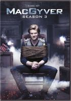Cover illustration for Macgyver Season 3