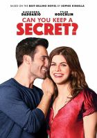 Cover illustration for Can you keep a secret?