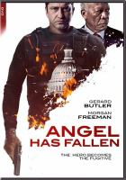 Cover illustration for Angel has Fallen