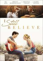 Cover illustration for I Still Believe