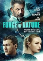 Cover illustration for Force of Nature