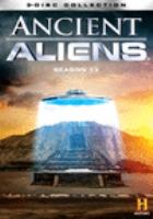 Cover illustration for Ancient Aliens Season 13