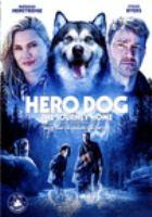 Cover illustration for Hero Dog The Journey Home