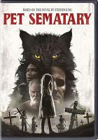 Cover illustration for Pet Sematary
