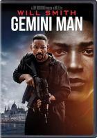 Cover illustration for Gemini Man
