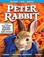 Cover illustration for Peter Rabbit