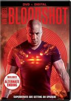 Cover illustration for Bloodshot