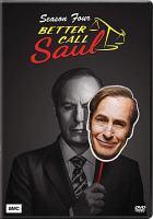Cover illustration for Better Call Saul: Season 4