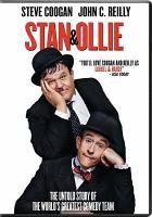 Cover illustration for Stan & Ollie