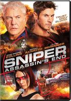 Cover illustration for Sniper: Assassin's End