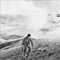 Cover illustration for Love Is The King