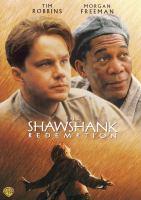 Cover illustration for Shawshank Redemption [DVD]