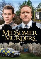 Cover illustration for Midsomer Murders, Series 20