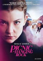 Cover illustration for Picnic at Hanging Rock