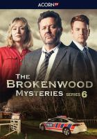 Cover illustration for Brokenwood Mysteries. Series 6