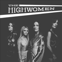 Cover illustration for The Highwomen