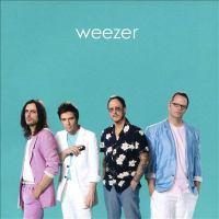 Cover illustration for Weezer (Teal Album)