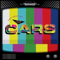 Cover illustration for Moving in Stereo: The Best of the Cars