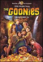 Cover illustration for The Goonies (Movie)