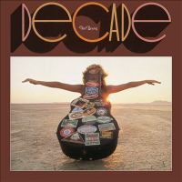Cover illustration for Decade [CD]