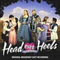 Cover illustration for Head Over Heels