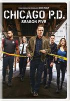 Cover illustration for Chicago P.D.