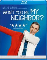 Cover illustration for Won't You Be My Neighbor?