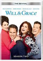 Cover illustration for Will & Grace: The Revival Season 2