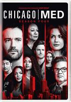 Cover illustration for Chicago Med Season 4
