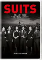 Cover illustration for Suits: Season 9