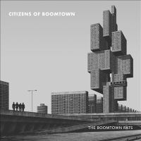 Cover illustration for Citizens of Boomtown