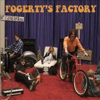 Cover illustration for Fogerty's Factory