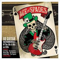 Cover illustration for Ace of Spades