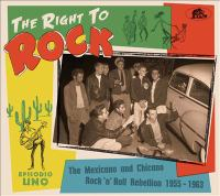 Cover illustration for Right to Rock