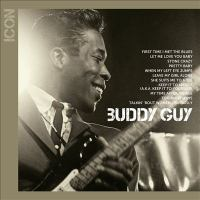 Cover illustration for Buddy Guy [sound recording]