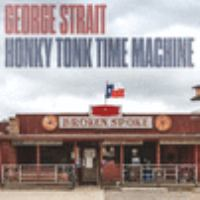 Cover illustration for Honky Tonk Time Machine