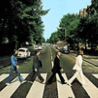 Cover illustration for Abbey Road