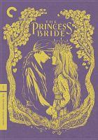 Cover illustration for Princess Bride [DVD]