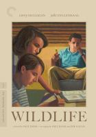 Cover illustration for Wildlife