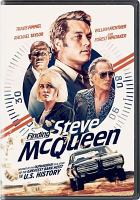 Cover illustration for Finding Steve McQueen